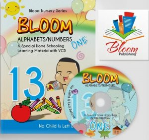 Homeschooling Bloom Books Kid 3